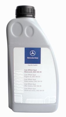 Масло моторное Mercedes-Benz LowSpash Opal Motorol