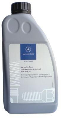 Масло моторное Mercedes-Benz PKW-Syntetic Motorenol